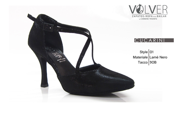 purchase cheap 0826f d3435 SCARPE DA BALLO VOLVER - calzature e scarpe da tango ...