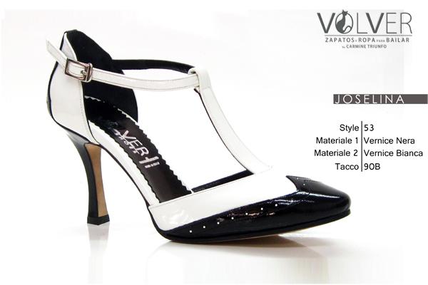 purchase cheap 0826f d3435 SCARPE DA BALLO VOLVER - calzature e scarpe da tango ...