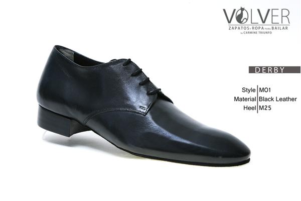 info for 457b6 2cffe SCARPE DA BALLO PER UOMO - VOLVER dance shoes by Carmine ...