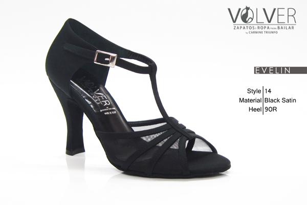 73686705a Zapatos de Baile para mujer de tango argentino y salsa ponta cerrada ...